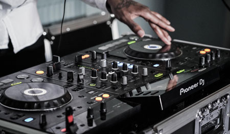 History of DJ Equipment