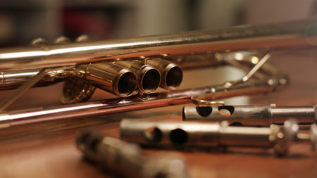 Brass instrument maintenance